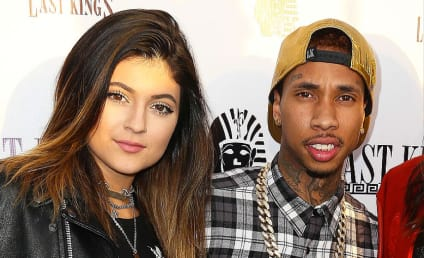Kylie Jenner and Tyga: Kardashians Reluctantly Approve of Cradle-Robbing Romance?