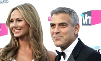 George Clooney and Stacy Keibler: Nearly Over?