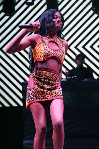 Azealia Banks in Delaware