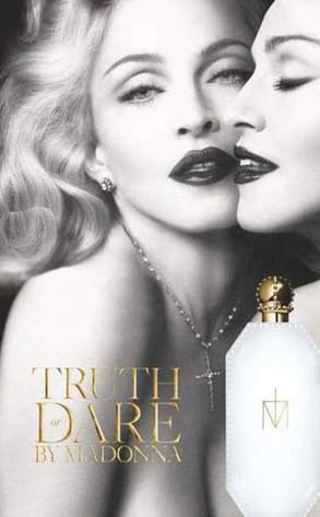 Madonna Truth or Dare Ad