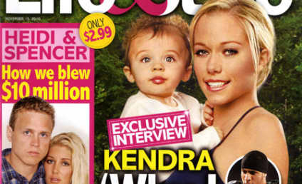 Kendra Wilkinson: Less Flashing, More in Love