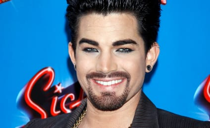 Adam Lambert with Facial Hair: Love It or Hate It?