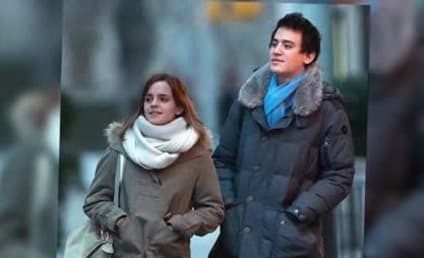 Emma Watson and Will Adamowicz: It's Over!