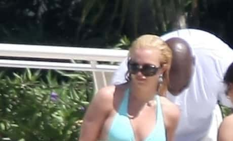 Britney and Boy