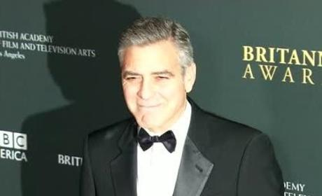George Clooney Fires Back at The Daily Mail