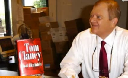 Tom Clancy Dies; Best-Selling Author Was 66