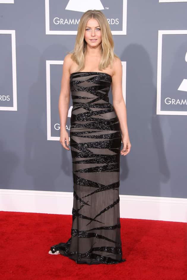 Julianne Hough at Grammys