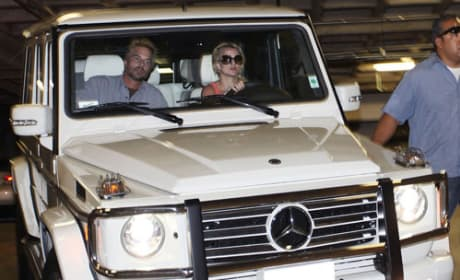 Jason Trawick and Britney Pic