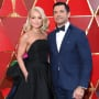 Kelly Ripa with Mark Consuelos