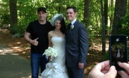 John Travolta Crashes Wedding in Georgia