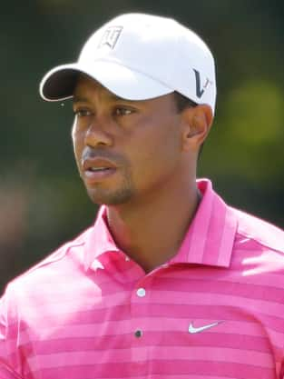 Tiger Woods on the Prowl