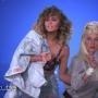 Ellen DeGeneres and Chrissy Teigen
