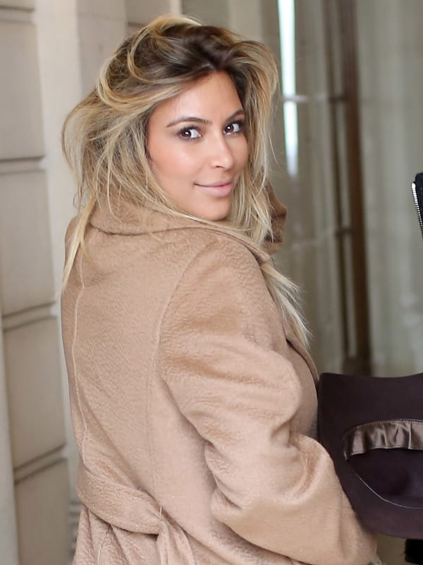 Kim Kardashian Hairstyles Which Is Best The Hollywood Gossip
