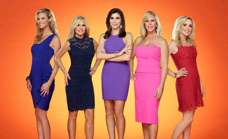 The Real Housewives of Orange County Season 10 Cast