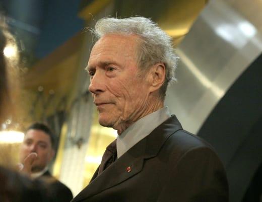 Clint Eastwood Pic