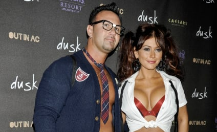 No (More) Plastic Surgery For J-Woww