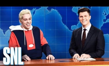 Pete Davidson: I'm Getting Ariana Grande Pregnant with a Trap Baby!