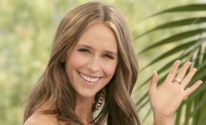Jennifer Love Hewitt Ditches Man, Hair Extensions