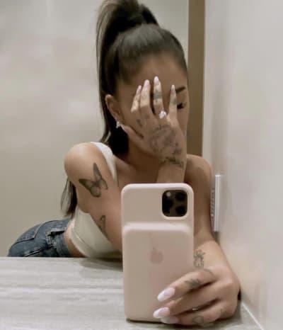 Ariana Grande Ring