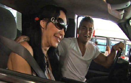 Frankie G and Nadya Suleman