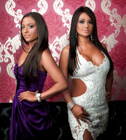 Jenni and Sammi