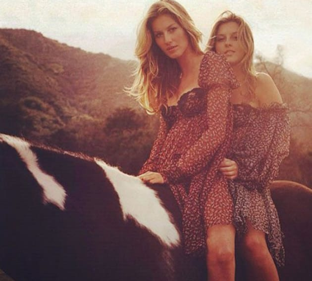 Patricia And Gisele Bündchen The Hollywood Gossip