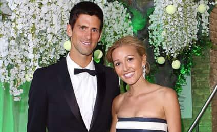 Novak Djokovic and Jelena Ristic: Engaged!