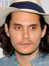 John Mayer With Long Hair