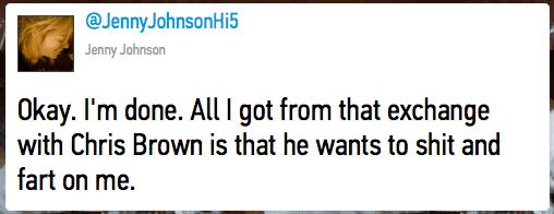 Brown-Johnson Tweet 7