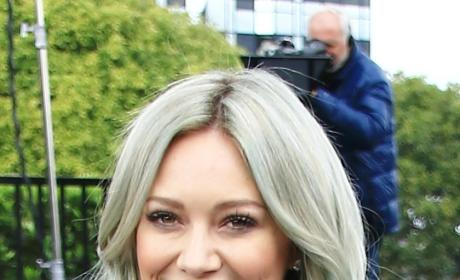 Hilary Duff Pic