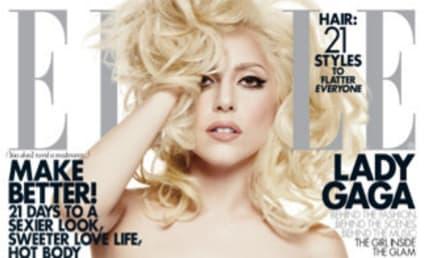 Lady Gaga: One Elle of a Star
