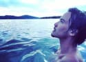 Tyler Blackburn: Naked on Instagram!!!
