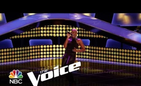 Sisaundra Lewis - Ain't No Way (The Voice Audition)