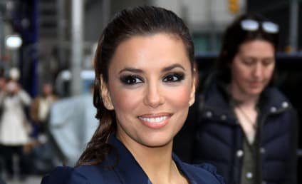 Eva Longoria and Eduardo Cruz Heat Up!