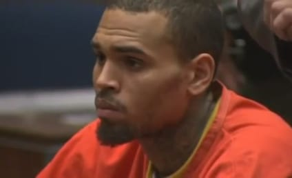 """Chris Brown to Remain Jailed; Judge Dismayed By """"I'm Good at Using Guns & Knives"""" Quote"""