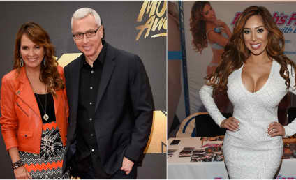 Farrah Abraham: Dr. Drew Wants to Strangle and F--k Me!