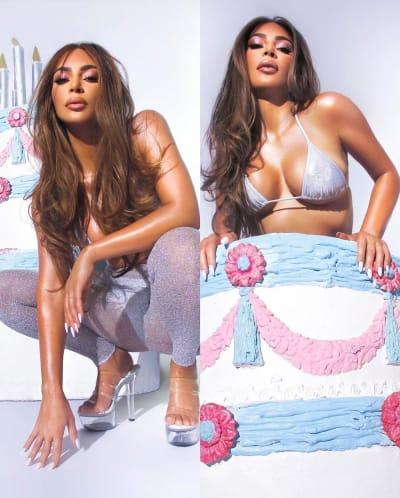 Kim Kardashian Turns 40