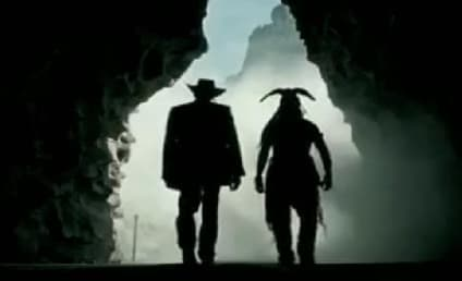 The Lone Ranger Trailer: Saddle Up!