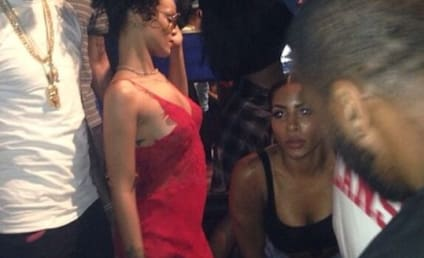 Cliff Dixon and Rihanna: Dating!