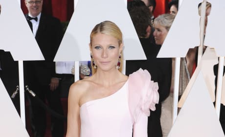 Gwyneth Paltrow at the 2015 Oscars