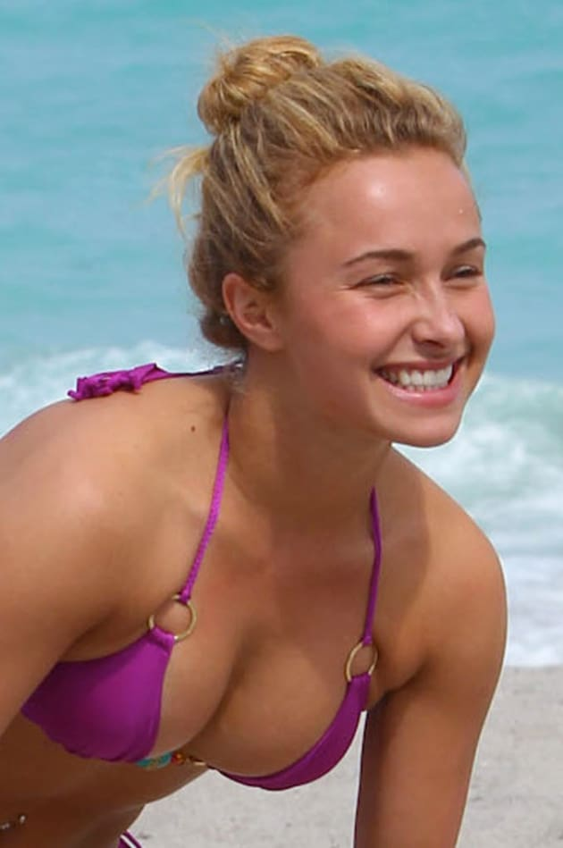 Hot Hayden Panettiere Pic