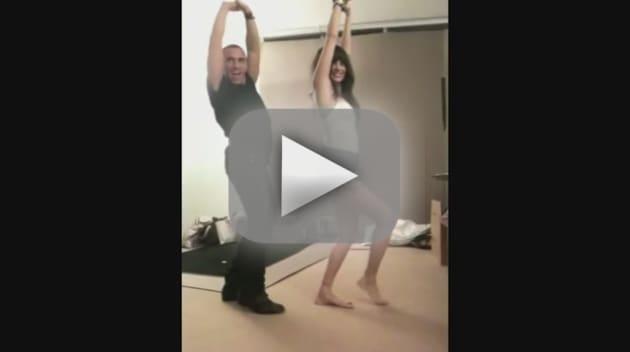 Nicole Richie Britney Dance-Off