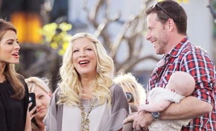 Creepiest Celebrity Couple: Tori Spelling, Dean McDermott