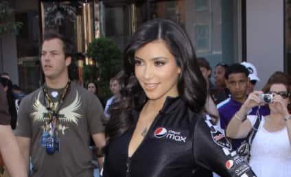 Reggie Bush to Kim Kardashian: Slim Down, Girl!