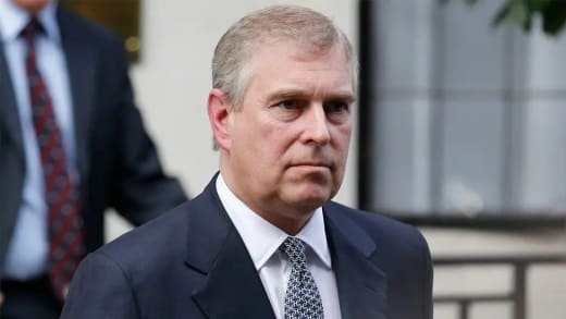 Prince Andrew Pic