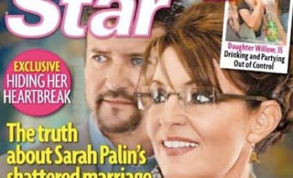 Sarah Palin Divorce Rumors Must Be Totally True