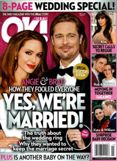 Brangelina Married!?