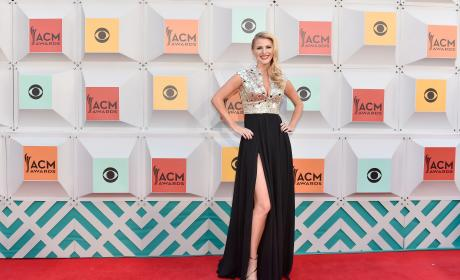 Jennifer Wayne: 51st Academy of Country Music Awards