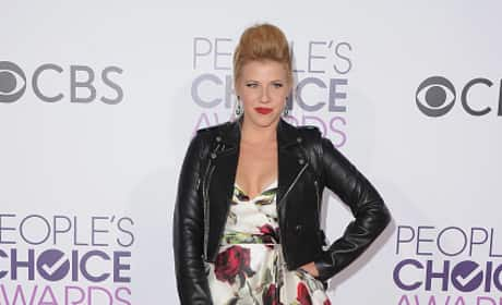 Jodie Sweetin at the People's Choice Awards