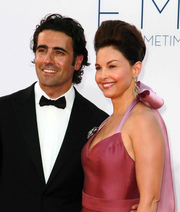 Dario Franchitti, Ashley Judd Photo